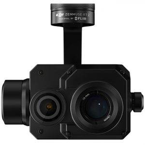 DJI Zenmuse XT2 Camera Available in South Africa