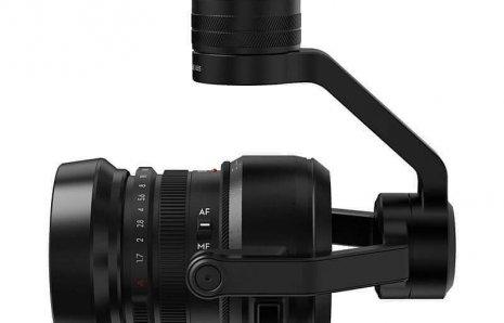 Inspire 2 X5s Camera Including Lens