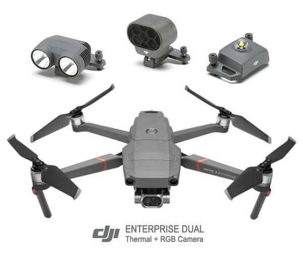 DJI Enterprise Dual South Africa Available