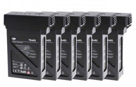 DJI Matrice 600pro TB48S (6 Pack)