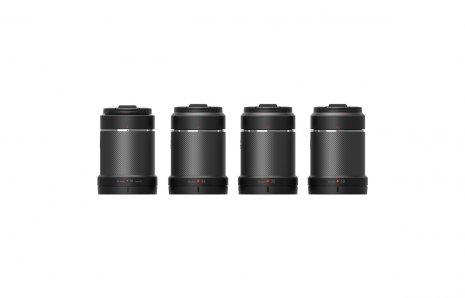 DJI Zenmuse X7 DL/ DL-S Lens Set