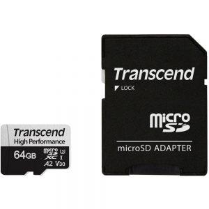 Transcend MicroSD64GB Card
