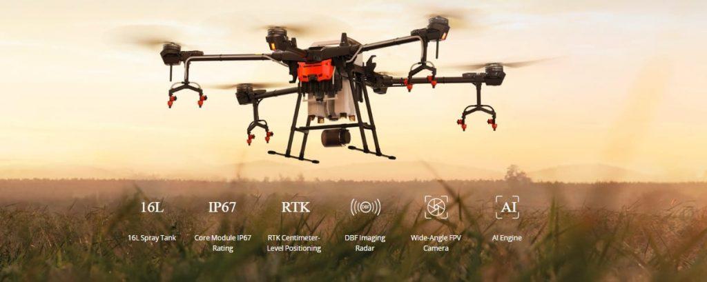Drone Spraying Intelligence
