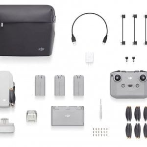 DJI Mavic Mini 2 Fly More Combo Kit Contents South Africa