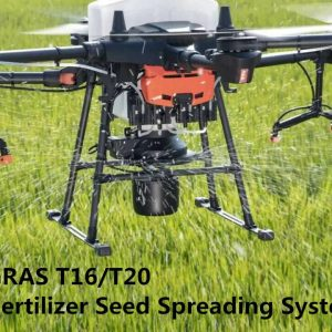 DJI Agras T16/ T20 Seed Spreading South Africa