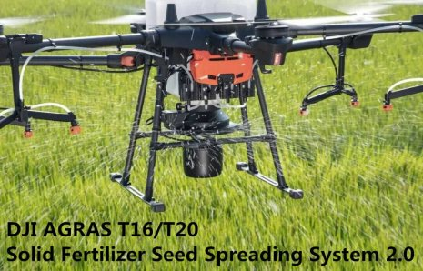 DJI AGRAS T-Series Spreading System 2.0